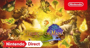 Legend of Mana – Announcement Trailer – Nintendo Switch