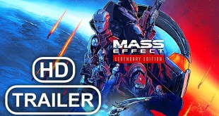 MASS EFFECT LEGENDARY EDITION Trailer (2021) PS5/Xbox Series X HD