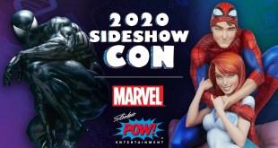 Marvel & POW! Entertainment Podium | Sideshow Con 2020