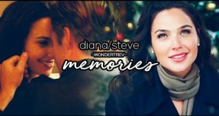 Memories || Diana/Steve (DCEU) Wonder Woman