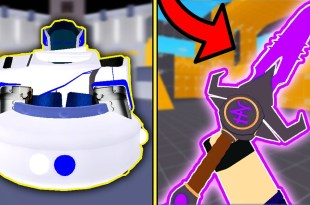 NEW Arsenal Sci-Fi UPDATE! (NEW Maps, Skins, Weapons, etc.) (ROBLOX)