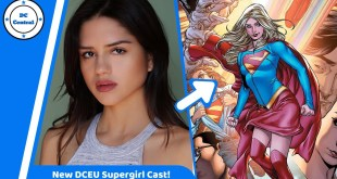 New Supergirl Officially Cast For The DCEU & The Flash Movie! | DC Movie News