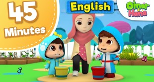 Omar & Hana | Compilation of series | Islamic Cartoons