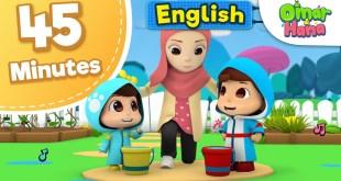 Omar & Hana | Compilation of series | Islamic Cartoons
