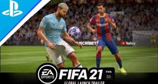 PRIMER TRAILER OFICIAL DE FIFA 21 | PLAYSTATION 5 Y XBOX SERIES X