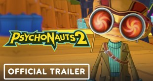 Psychonauts 2 - Official Gameplay Trailer Featuring Jack Black | Xbox Showcase 2020