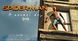 SPIDERMAN : A NORMAL DAY [FAN FILM]
