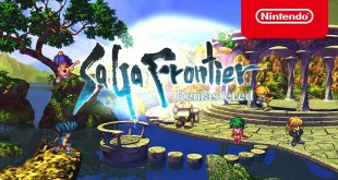 SaGa Frontier Remastered - Pre-order Announcement - Nintendo Switch