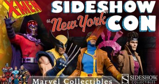 Sideshow New York Comic Con 2020 - Marvel Collectibles X-Men 1/6 Scale Figures