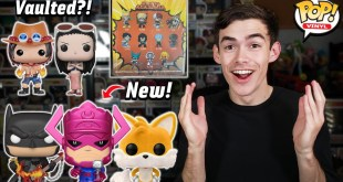 So Many New Confirmed Funko Pops! | Target Con 2021 | One Piece Vaulted | Mha | 10in Galactus
