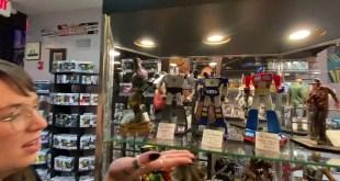 Transformers G1 PVC Statues!
