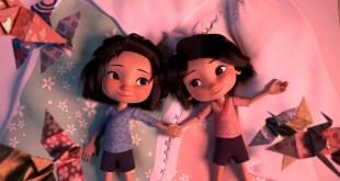 """""""A Folded Wish""""   CGI Animated Short Film (2020)"""