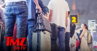 Airlines to Reportedly Start Weighing Passengers | TMZ TV