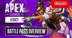 Apex Legends: Legacy - Battle Pass Trailer - Nintendo Switch