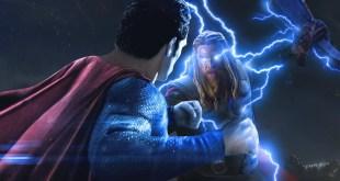Avengers vs Justice League (Fan Made)