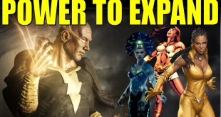 BLACK ADAM Roster Expands As New Heroes Enter The DCEU | David Ayer Shares New SUICIDE SQUAD Images