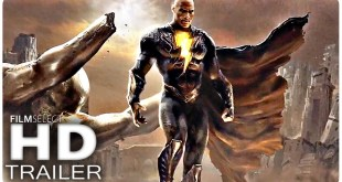 BLACK ADAM Teaser Trailer (2021)