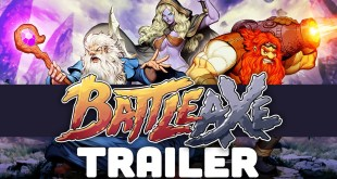 Battle Axe: Trailer - Nintendo Switch, Xbox, PlayStation 4 and Steam