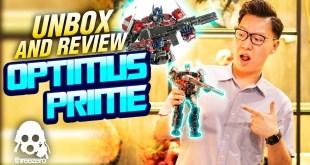 Best Transformers  Optimus Prime diecast figure from threezero DLX series | Unbox