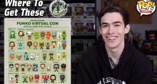 ECCC 2021 Funko Pop Shared Retailers Lists USA & International | Where To Get These!