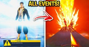 EVERY Fortnite LIVE EVENT Season 3-11! (Chapter 2 Storyline)
