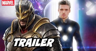 Eternals Trailer 2021 - Marvel Phase 4 Movies Trailer Breakdown and Easter Eggs