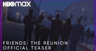 Friends: The Reunion | Official Teaser | HBO Max