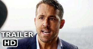 HITMAN'S WIFE'S BODYGUARD Trailer 2 (2021) Ryan Reynolds