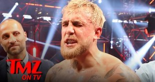 Jake Paul Signs Multi-Fight Deal with Showtime Boxing | TMZ TV