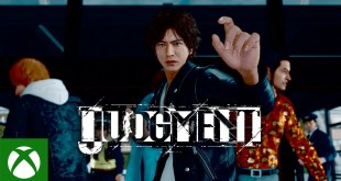 Judgment (Xbox Series X|S) | Launch Trailer