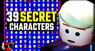 Lego Star Wars HIDDEN characters you've NEVER seen