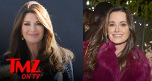Lisa Vanderpump Brings Receipt, Dispels Kyle Richards' Dine and Dash Claim | TMZ TV