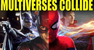 MCU & DCEU Go Into The Multiverse | The Flash vs Spiderman | WONDER WOMAN 1984 Stream and Theaters