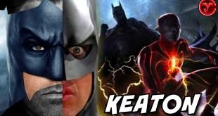 Michael Keaton Is The MAIN Batman in the DCEU [Replaces Ben Affleck?]