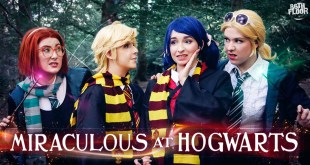 Miraculous Ladybug at Hogwarts - Cosplay Music Video