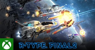 R-Type® Final 2 - Gameplay Trailer | Xbox One, Xbox Series X|S