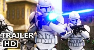 STAR WARS: THE BAD BATCH Final Trailer (NEW, 2021) Disney+