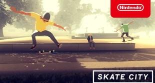 Skate City - Pre-order Trailer - Nintendo Switch