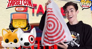 So Many New Funko Pops At Target! | Target Con 2021 Funko Pop Hunting!
