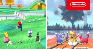 Super Mario 3D World + Bowser's Fury - Launch Trailer - Nintendo Switch
