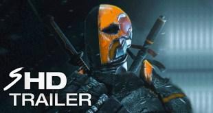 THE BATMAN (2021) - Deathstroke Trailer Concept JOE MANGANIELLO Movie (Fan Made)