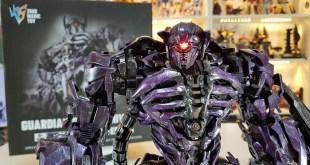 Transformers Black Mamba SHOCKWAVE studio series oversize KO