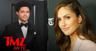 Trevor Noah and Minka Kelly Reportedly Split | TMZ TV