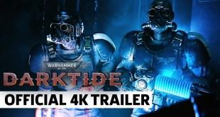 Warhammer 40,000: Darktide - Official Announcement Trailer | Xbox Games Showcase 2020