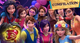 Wicked World Compilation | Part 2 of 4 | Descendants: Wicked World