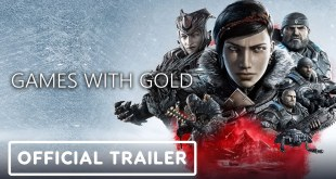 Xbox: February 2021 Games with Gold - Official Trailer