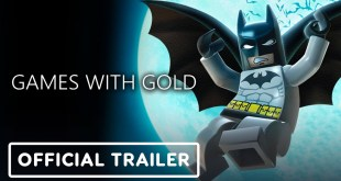 Xbox: May 2021 Games with Gold - Official Trailer