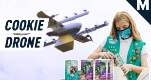 Your Next Box of Thin Mints Might Be Delivered By Drone | Mashable