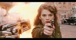 Agent Carter Marvel Comic Con Short Film