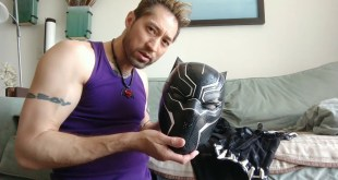 BLACK PANTHER COSTUME REVIEW Cosplay Marvel Avengers Infinity War Captain America Civil War